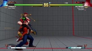 Salty Monday Super Lag Fighter V Just have in fun