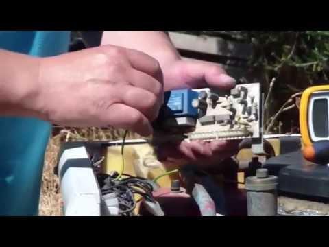 Reparar caldera de gasoleo sustitucion placa o tarjeta for Bomba de calefaccion roca