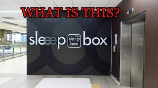 Sleepbox Competitors List