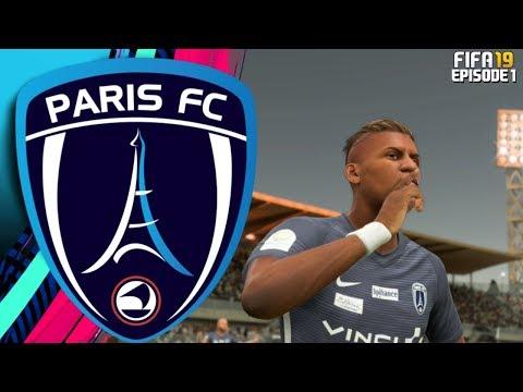 FIFA 19 PARIS FC RTG CAREER MODE - #1 LET'S GET IT!!