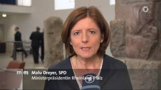 Malu Dreyer live im Mittagsmagazin zum Misstrauensvotum