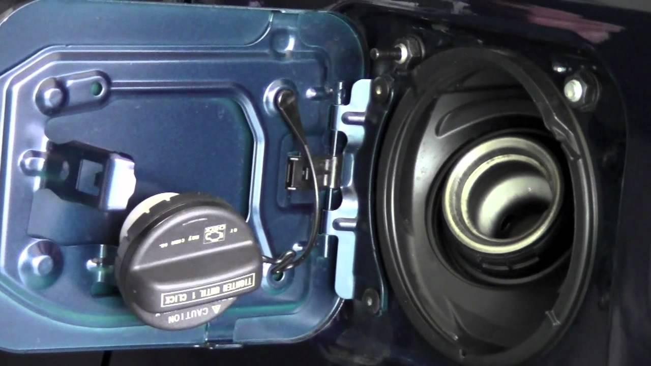 2015 Toyota Sienna Gas Tank