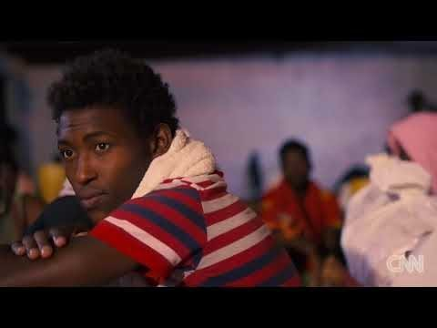 Migrants Being Sold as Slaves in Libya - A Must Watch