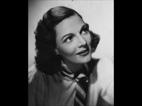 Mary Jane Walsh – I Didn't Know What Time It Was, 1939