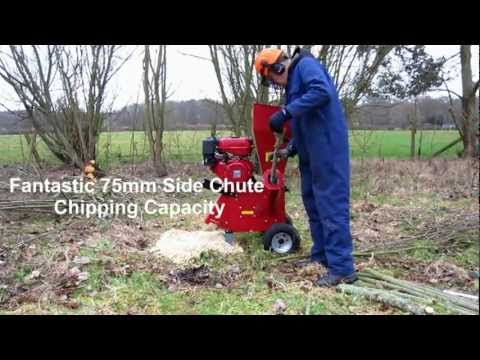 14 Hp Petrol Garden Shredder from Titan Pro Ltd YouTube