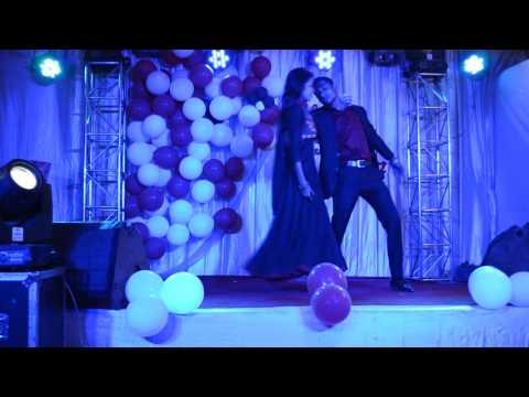 Gerua Dance Performance - CIU Valentino Fiesta 2017    Chittagong Independent University