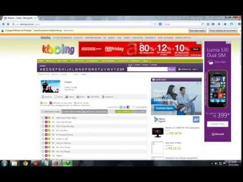Como baixar músicas do Kboing e qualquer outro site