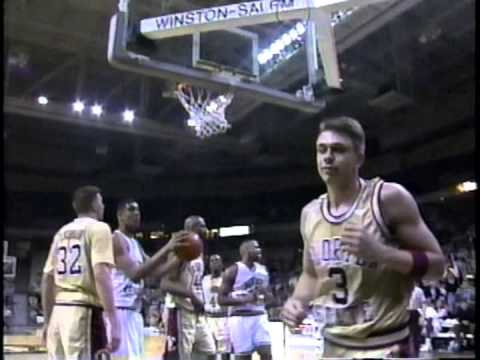 02/10/1994:  Florida State Seminoles at Wake Forest Demon Deacons