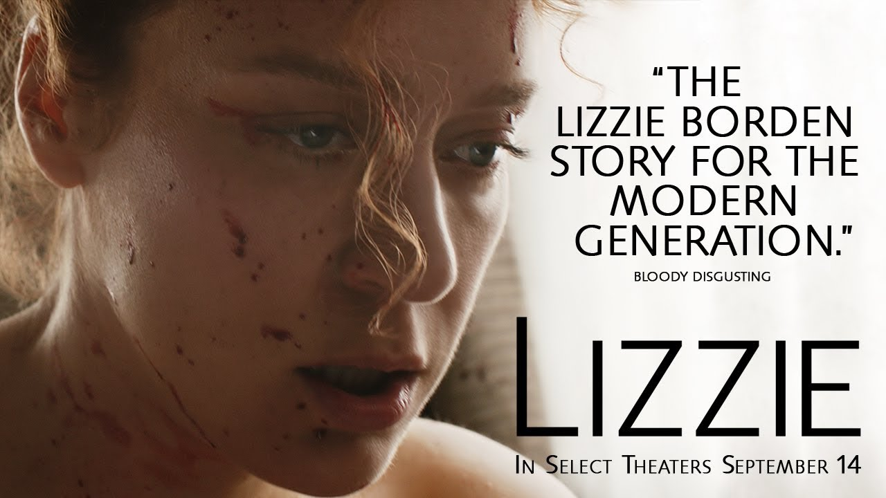 Lizzie Official Trailer | Roadside Attractions | In Select ...