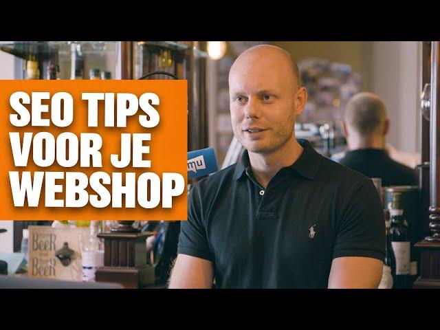 SEO voor webshops: tips voor meer bezoekers