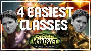 LEGION 4 EASIEST PVP SPECS (The Prune) - World of Warcraft Legion Beta