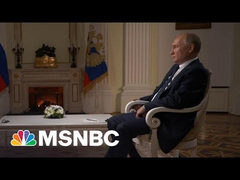 Putin Denies Having Prior Knowledge Of Detained Belarusian Journalist