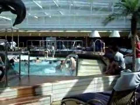 Ms noordam swimming pool youtube for Hagebaumarkt swimmingpool