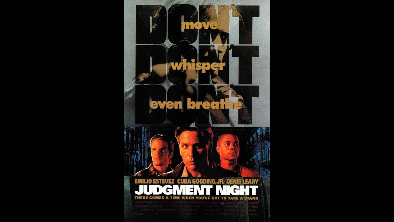 judgment night1993 movie review youtube