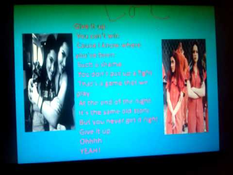 Lyrics to 4 song from victorious and icarly