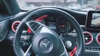 Mercedes gündüz snap(otomatik park)