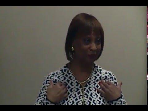 Gwen Robinson, Exec. Dir. Community Action Agency