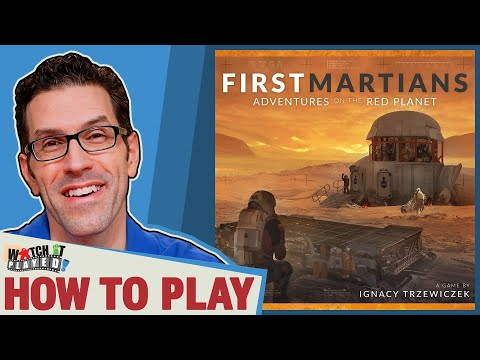 First Martians: How To Play