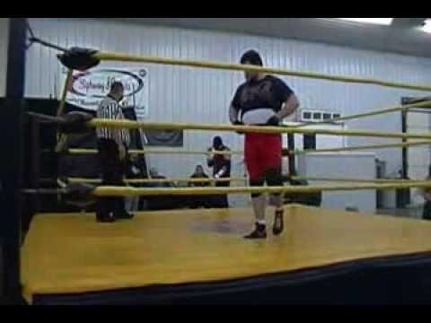 The Super Assassin vs. Bob Goodman in Russell Springs