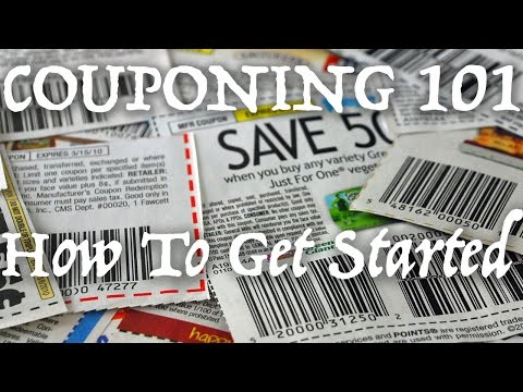 Couponing Tips Steps On How To Start Couponing