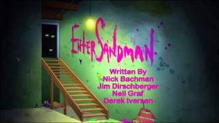 Sanjay and Craig - Enter Sandman Title Card Music