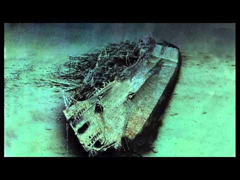 Lusitania Wreck Model 53098   DFILES