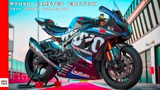 2019 Suzuki GSX-R1000R Ryuyo Limited Edition