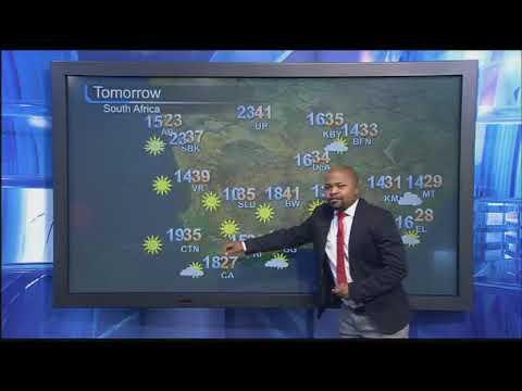 #SABCNews weather forecast | 04 February 2018
