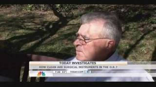Lanier Law Firm Client Featured in NBC Investigation of Hospital Infections