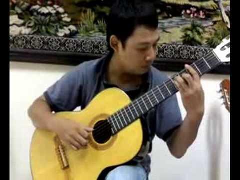 Ước mơ trong đời (Classic Guitar Solo)