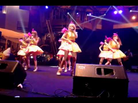 Cherrybelle Pura Pura Cinta live lapiazza MKG