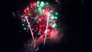 Салют в Кабардинке 2015(13.06.15 открытие летнего сезона., 2015-06-15T06:44:16.000Z)