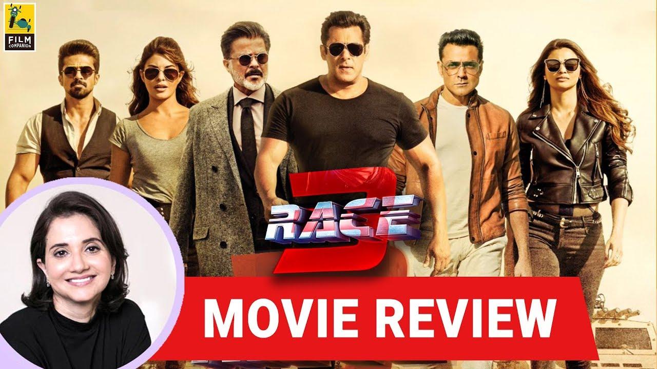 Anupama Chopra's Movie Review of Race 3 | Salman Khan | Bobby Deol | Jacqueline Fernandez