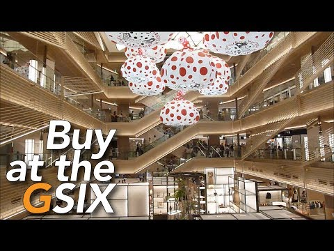 GSIX - The Brand New Tokyo Ginza Department Store | Ep. 073 | OurLifeInJapan
