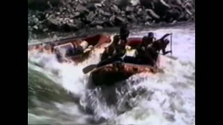 Old School: High Water Arkansas River Rafting 1995