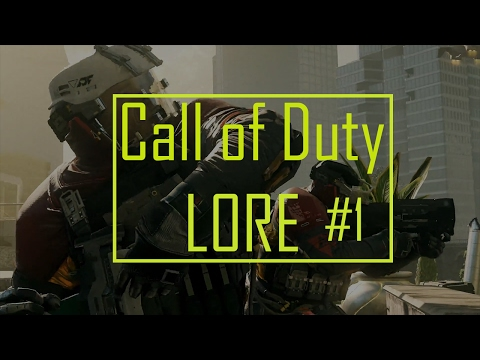 Call of Duty IW Lore: The Solar War #1