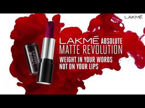 Lakmé asks you to #FreeYourLips