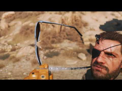 Metal Gear Solid V: Stealth Kills (Phantom Limbs)