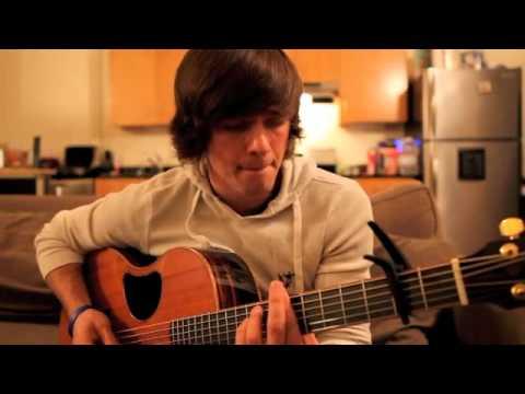 Jack Johnson - Sitting Waiting Wishing (Cover) Tim Urban