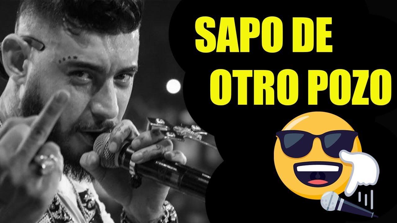Ulises Bueno Sapo De Otro Pozo Letra Chords Chordify