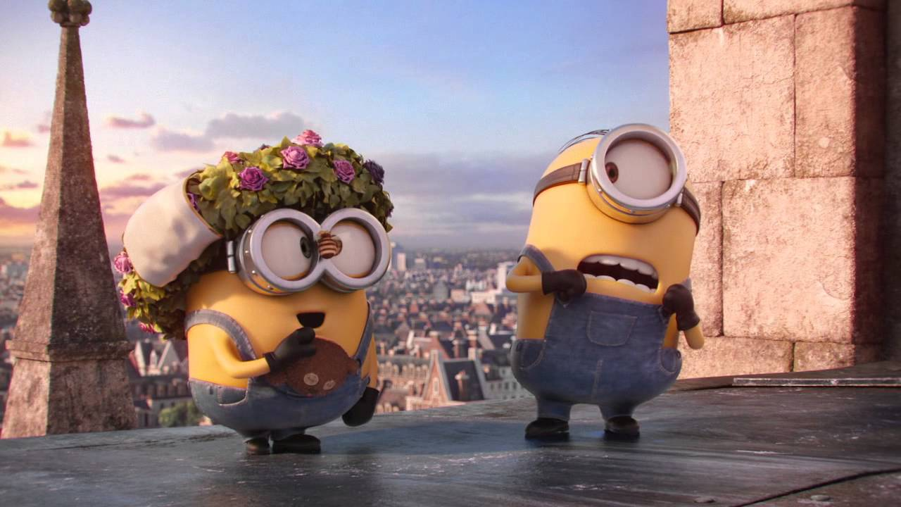Stuart, Kevin U0026 Bob   Three Minions | Official Featurette (2015)   YouTube