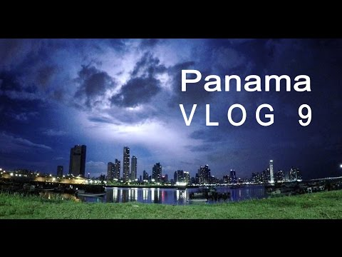 Travel VLOG 9 | My Trip to Panama | Canopying and the Panama Canal
