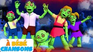 Famille De Doigts De Zombie | Comptines Et Chansons | Chansons d