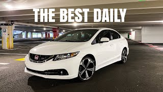 2014 Honda Civic SI Review (6 Year Review)