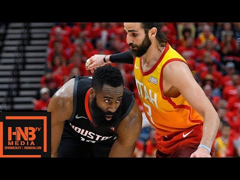 Houston Rockets vs Utah Jazz - Game 3 - Full Game Highlights | April 20, 2019 NBA Playoffs
