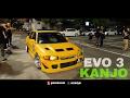 Proton Wira EVO Kanjosan Exhaust Sound - XO AutoSport Street Style in Malaysia