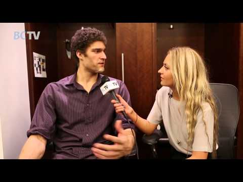 Brook Lopez Talks First All-Star Game
