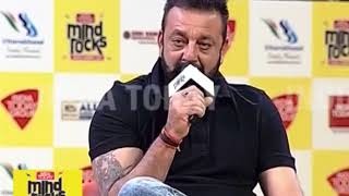 Youth Is Not For Wasting : Sanjay Dutt Exclusive At Mind Rocks 2017