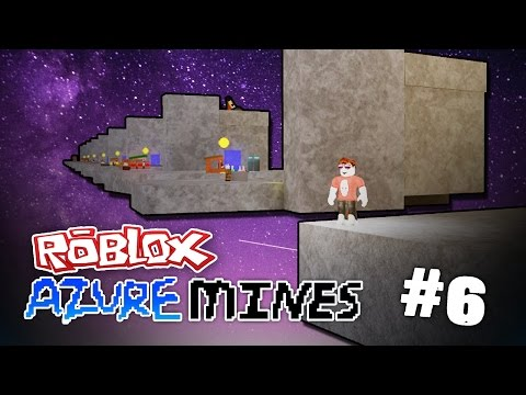 Azure Mines #6 - HOW TO VISIT OTHER BASES (ROBLOX AZURE MINES)