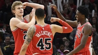 Lauri Markkanen NBA Record Fastest Player 100 3s in 41 Games! 2017-18 Season
